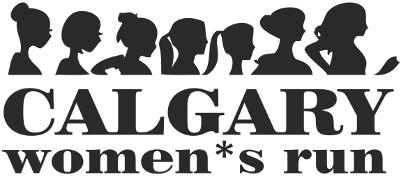 Calgary Women's Run Logo