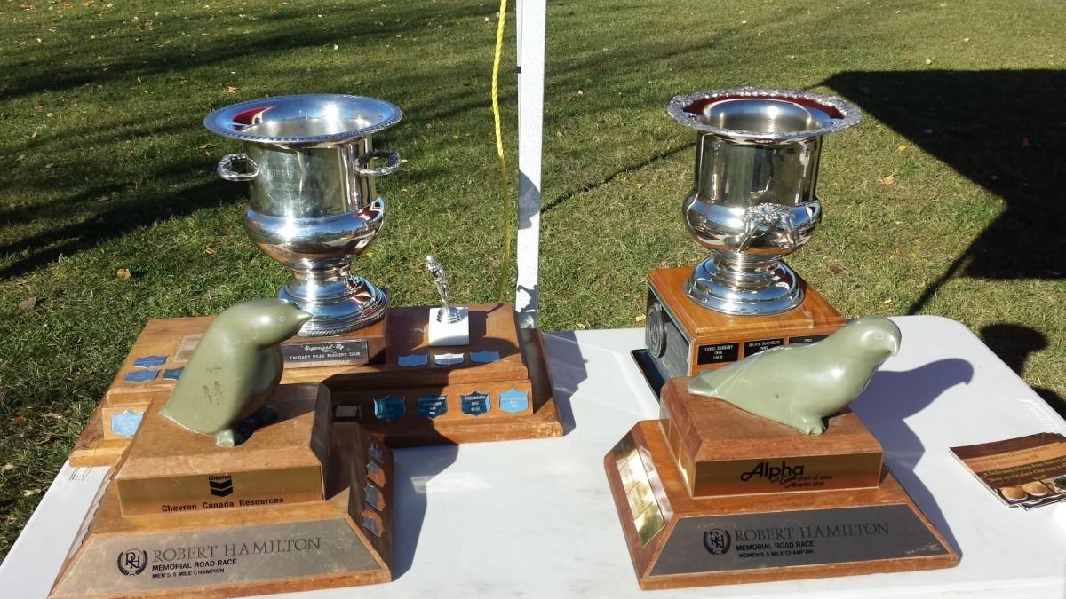 The Robert Hamilton Memorial Race - Oct. 7