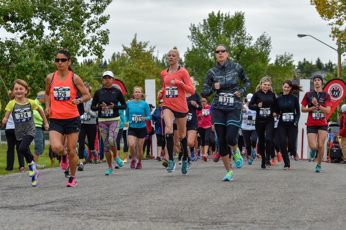 The Calgary Women's Run - August 27