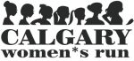 Women's run logo