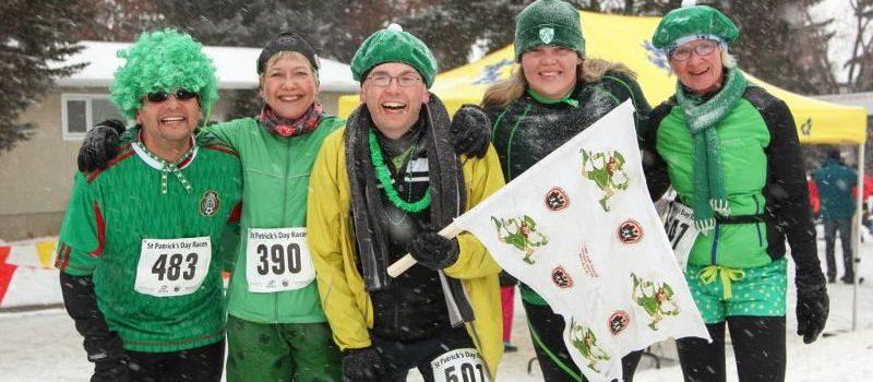 St. Patrick's Road Race