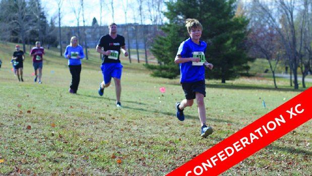 2018 CRR Confederation Park XC Relay