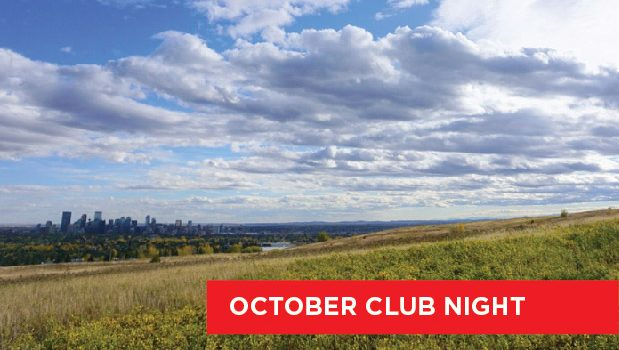 October Club Night