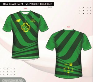 2020 St. Patrick's Road Race Shirts_Men's