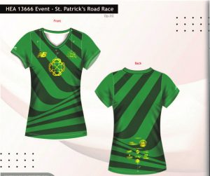 2020 St. Patrick's Road Race Shirts_Women's